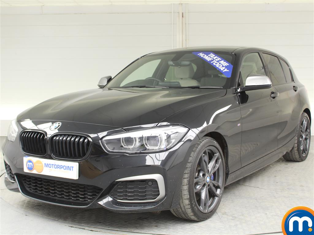 BMW 1 Series M140i Shadow Edition - Stock Number (1000357) - Passenger side front corner