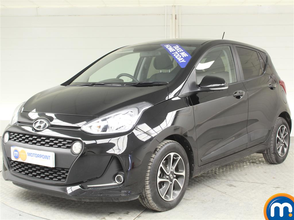 Hyundai I10 Premium - Stock Number (996680) - Passenger side front corner