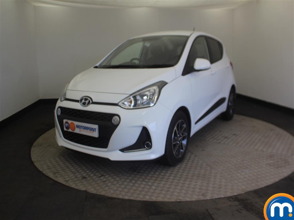 Hyundai I10 Premium - Stock Number (996781) - Passenger side front corner