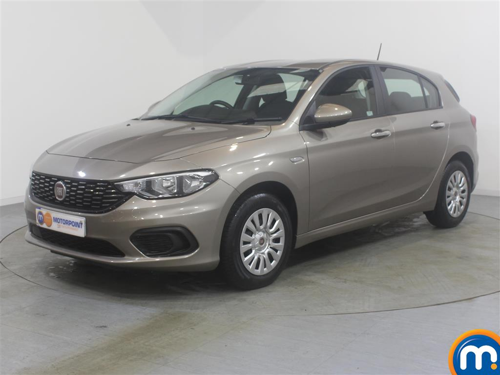 Fiat Tipo Easy - Stock Number (998130) - Passenger side front corner