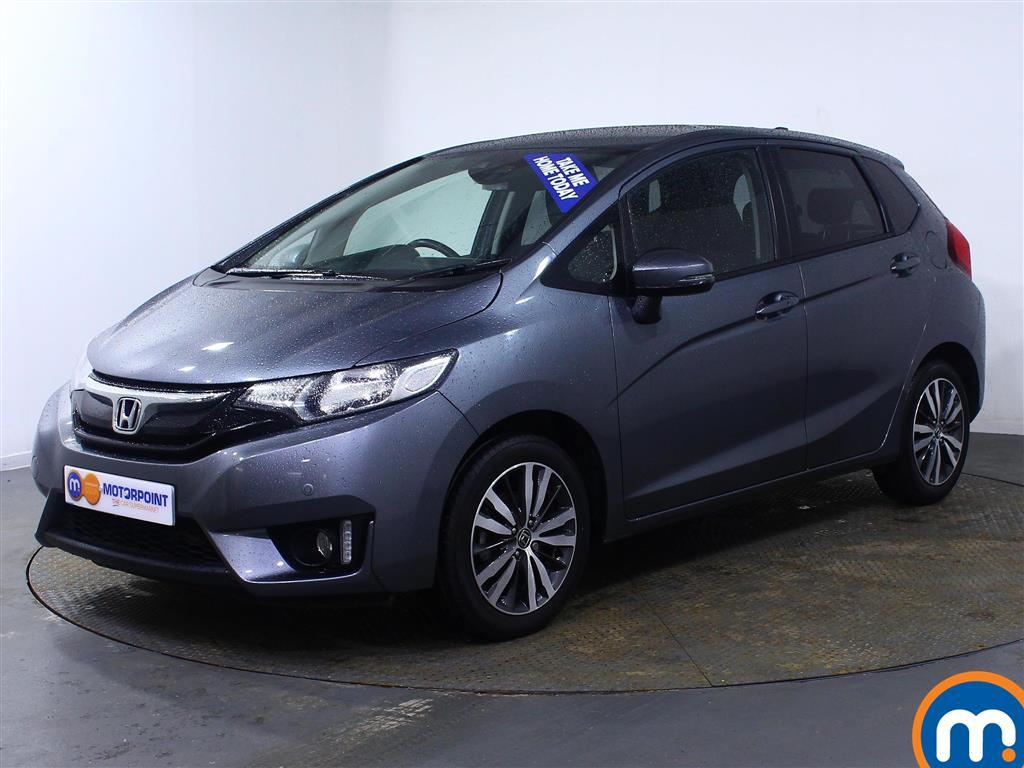 Honda Jazz EX Navi - Stock Number (997441) - Passenger side front corner