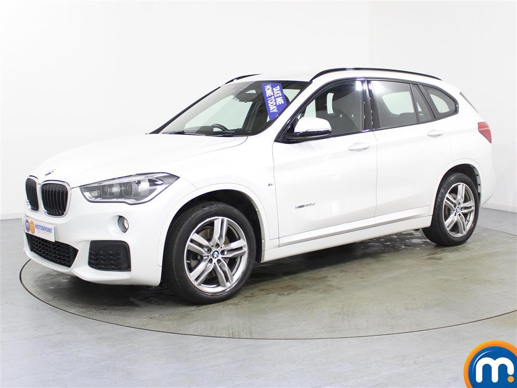 BMW X1 M Sport - Stock Number (998616) - Passenger side front corner
