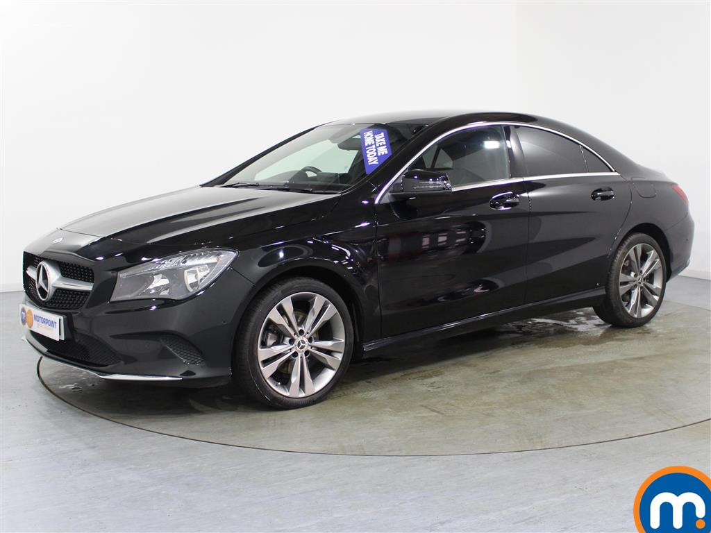 Mercedes-Benz Cla Class Sport - Stock Number (992333) - Passenger side front corner