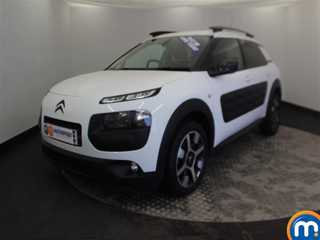 Citroen C4 Cactus Flair - Stock Number (997299) - Passenger side front corner