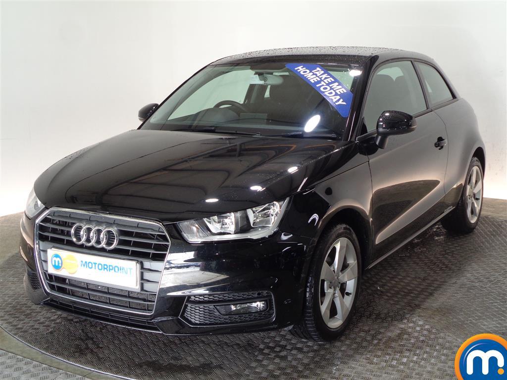 Audi A1 Sport - Stock Number (999276) - Passenger side front corner