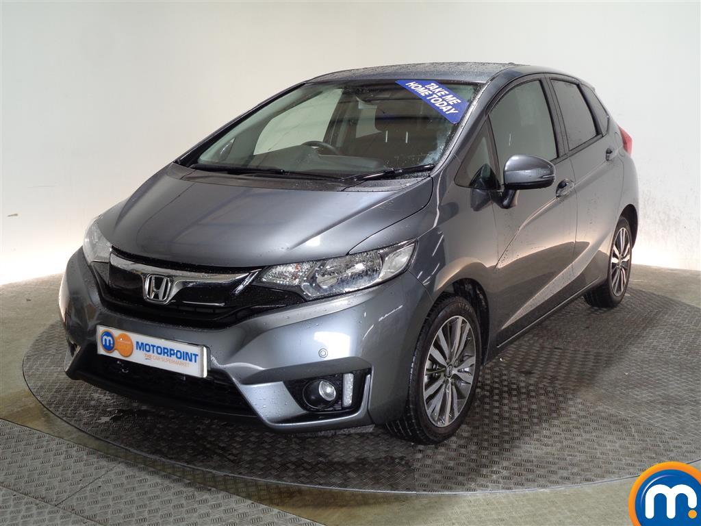 Honda Jazz EX Navi - Stock Number (997446) - Passenger side front corner