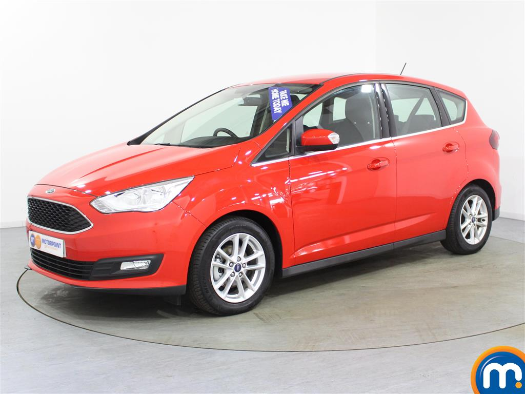 Ford C-Max Zetec - Stock Number (997272) - Passenger side front corner