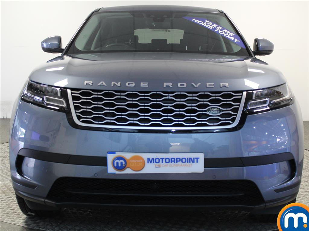 Land Rover Range Rover Velar 2.0 D180 5Dr Auto Automatic Diesel Estate - Stock Number (994501) - Front bumper