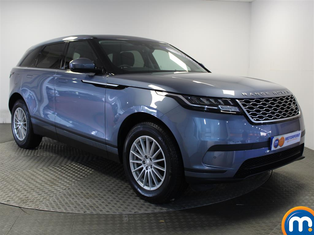 Land Rover Range Rover Velar 2.0 D180 5Dr Auto Automatic Diesel Estate - Stock Number (994501) - Drivers side front corner