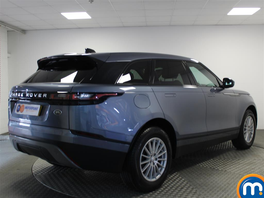 Land Rover Range Rover Velar 2.0 D180 5Dr Auto Automatic Diesel Estate - Stock Number (994501) - Drivers side rear corner