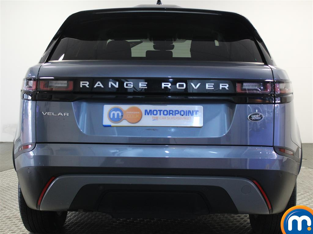 Land Rover Range Rover Velar 2.0 D180 5Dr Auto Automatic Diesel Estate - Stock Number (994501) - Rear bumper