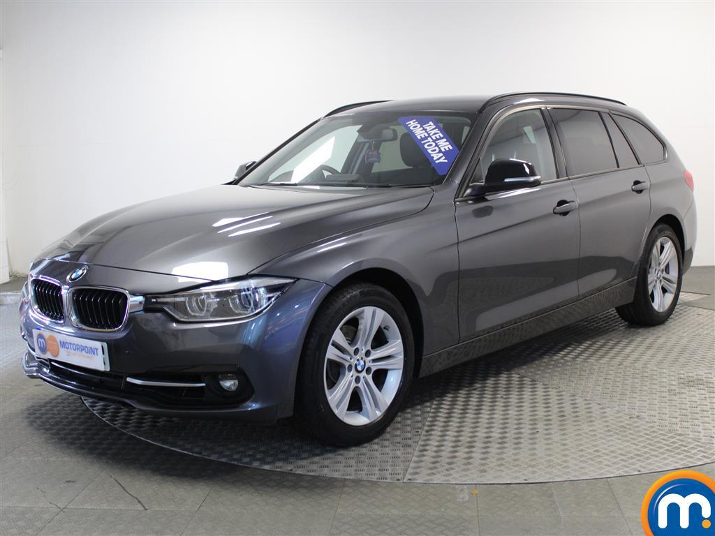 BMW 3 Series Sport - Stock Number (998323) - Passenger side front corner