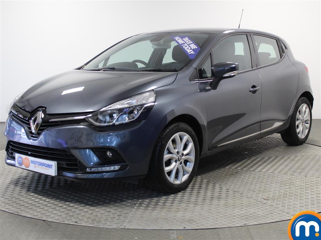 Renault Clio Dynamique Nav - Stock Number (996511) - Passenger side front corner