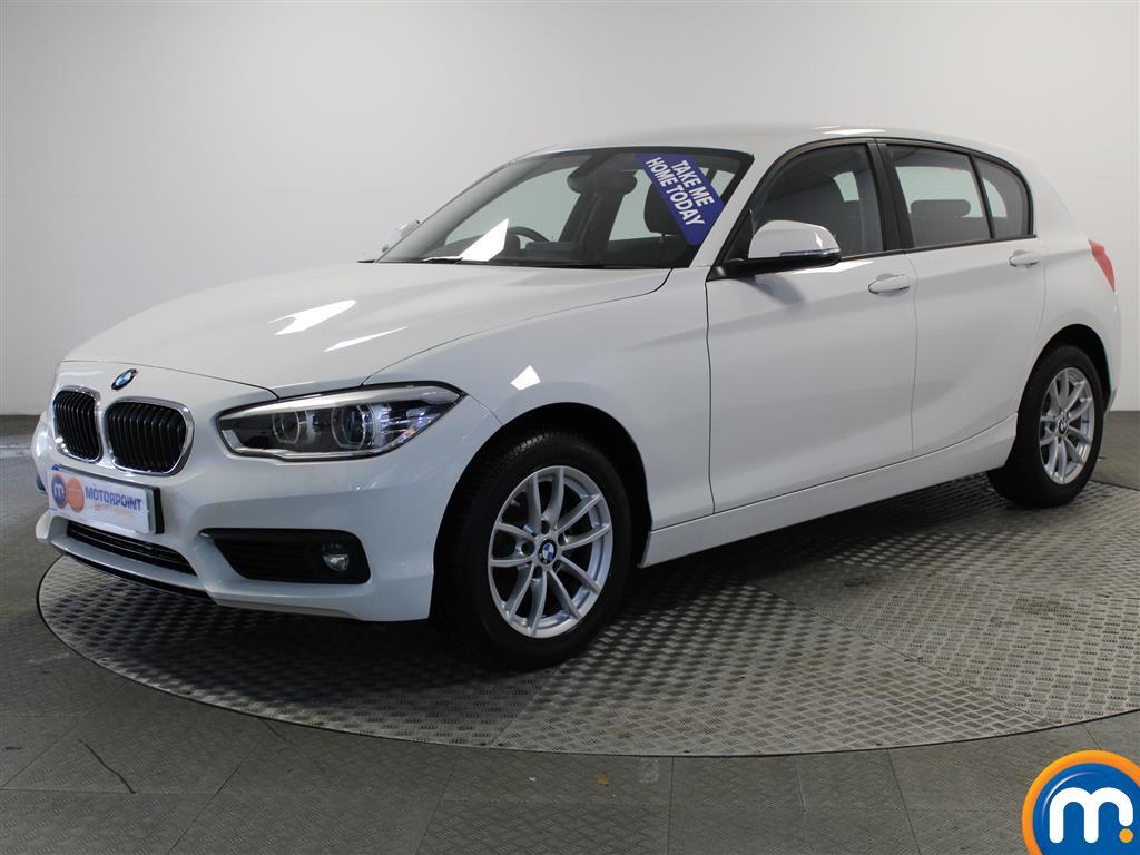 BMW 1 Series SE Business - Stock Number (993703) - Passenger side front corner