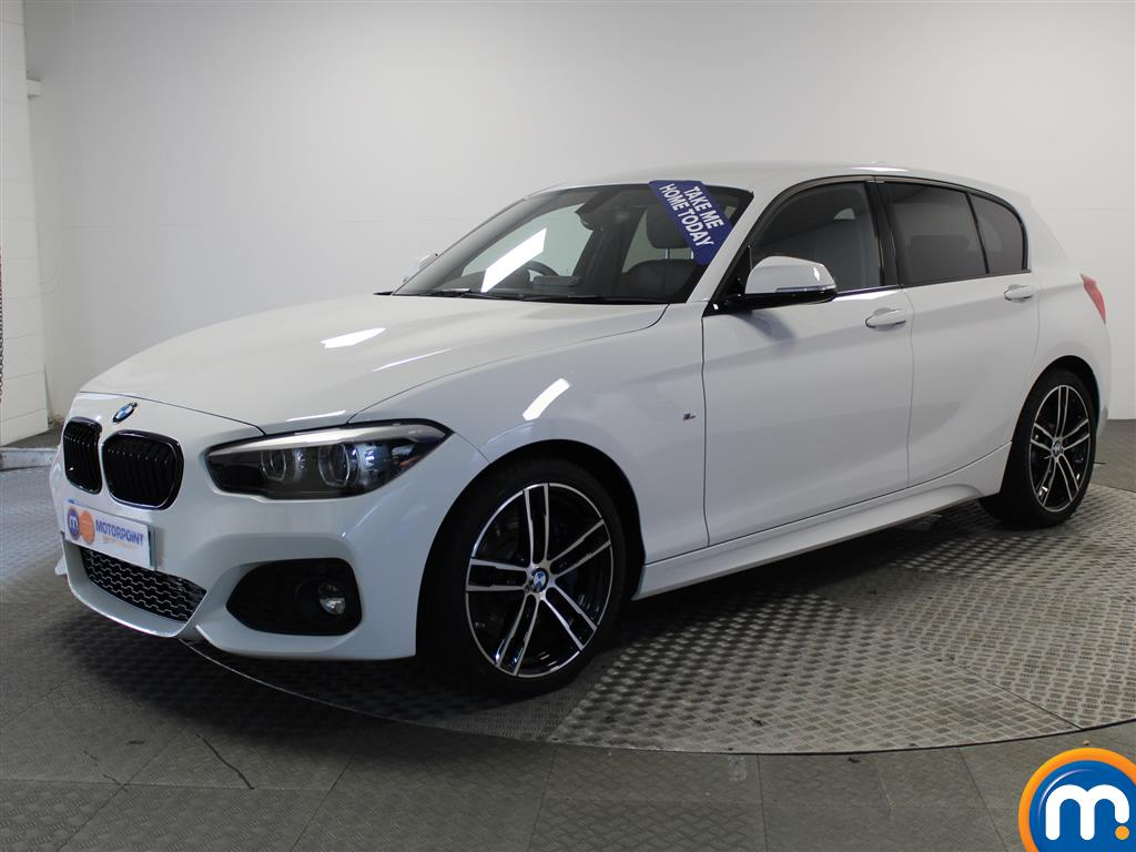 BMW 1 Series M Sport Shadow Edition - Stock Number (997362) - Passenger side front corner