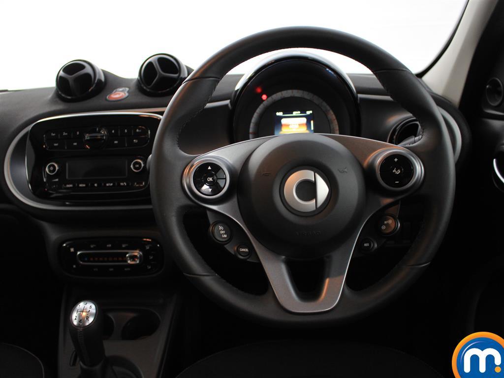Smart Forfour Hatchback Passion Manual Petrol Hatchback - Stock Number (995778) - 3rd supplementary image