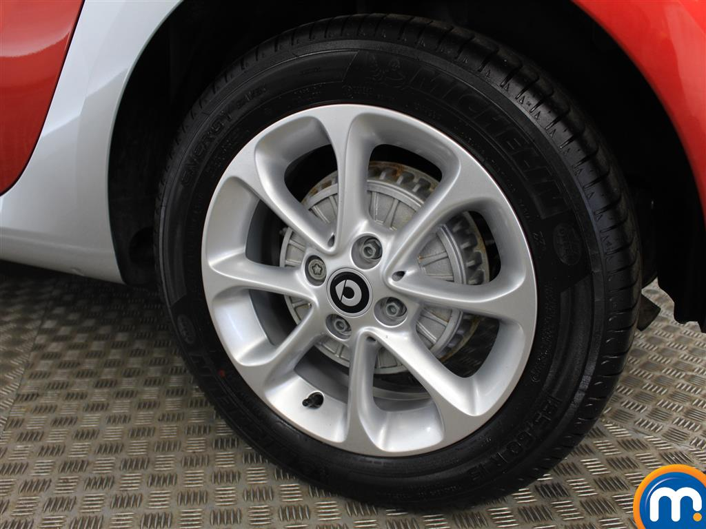 Smart Forfour Hatchback Passion Manual Petrol Hatchback - Stock Number (995778) - 5th supplementary image