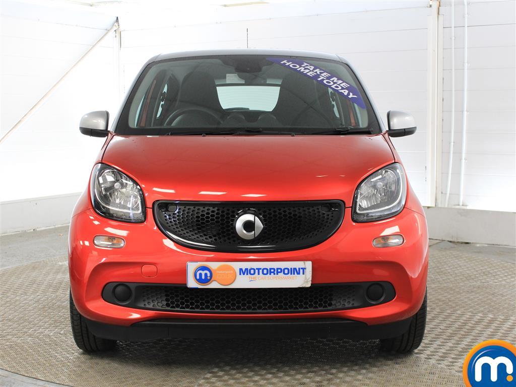 Smart Forfour Hatchback Passion Manual Petrol Hatchback - Stock Number (995778) - Front bumper
