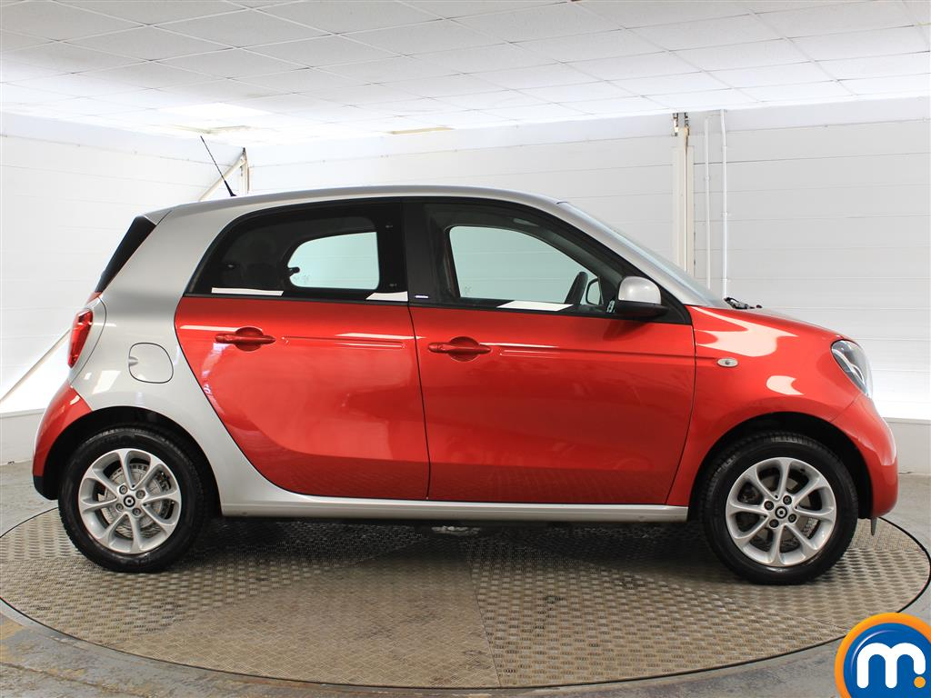 Smart Forfour Hatchback Passion Manual Petrol Hatchback - Stock Number (995778) - Drivers side