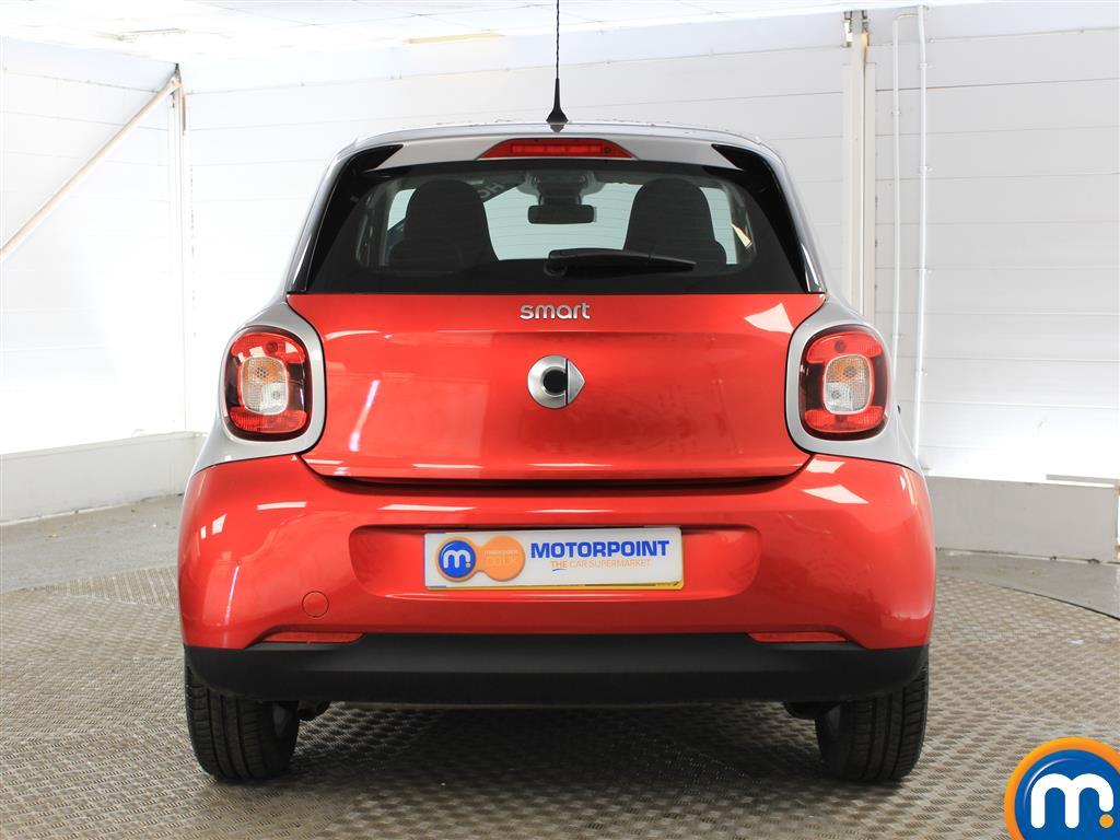 Smart Forfour Hatchback Passion Manual Petrol Hatchback - Stock Number (995778) - Rear bumper