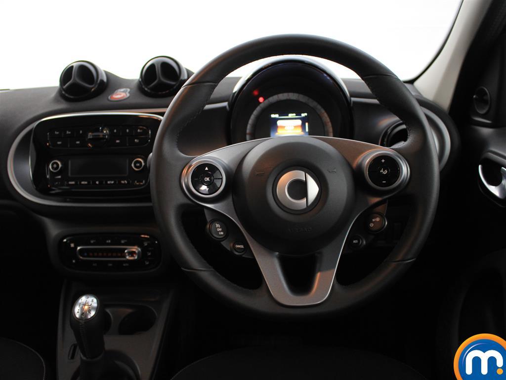 Smart Forfour Hatchback Passion Manual Petrol Hatchback - Stock Number (995913) - 3rd supplementary image