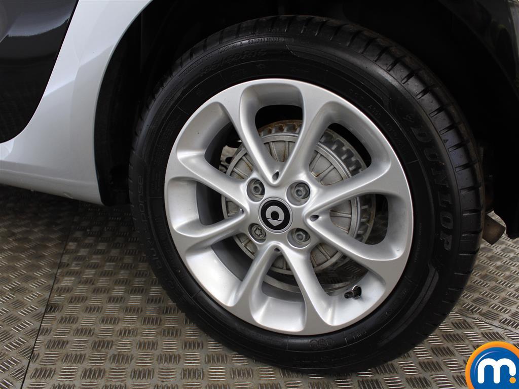 Smart Forfour Hatchback Passion Manual Petrol Hatchback - Stock Number (995913) - 5th supplementary image
