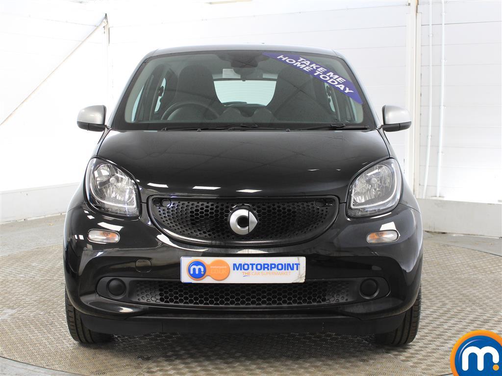 Smart Forfour Hatchback Passion Manual Petrol Hatchback - Stock Number (995913) - Front bumper