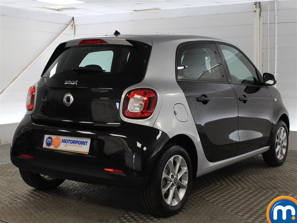 Smart Forfour Hatchback Passion Manual Petrol Hatchback - Stock Number (995913) - Drivers side rear corner