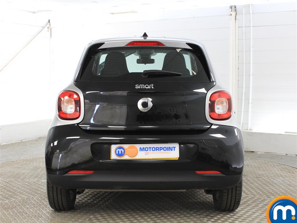 Smart Forfour Hatchback Passion Manual Petrol Hatchback - Stock Number (995913) - Rear bumper