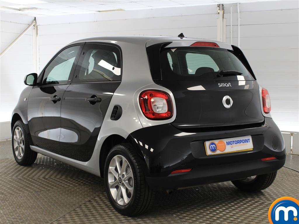 Smart Forfour Hatchback Passion Manual Petrol Hatchback - Stock Number (995913) - Passenger side rear corner