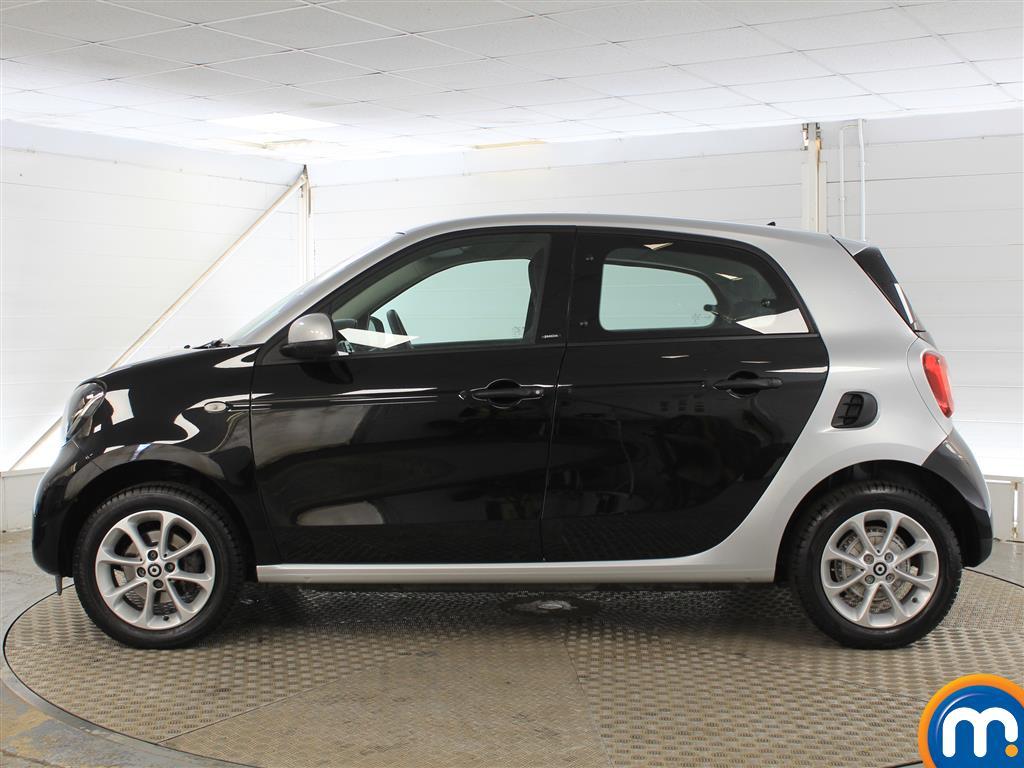 Smart Forfour Hatchback Passion Manual Petrol Hatchback - Stock Number (995913) - Passenger side