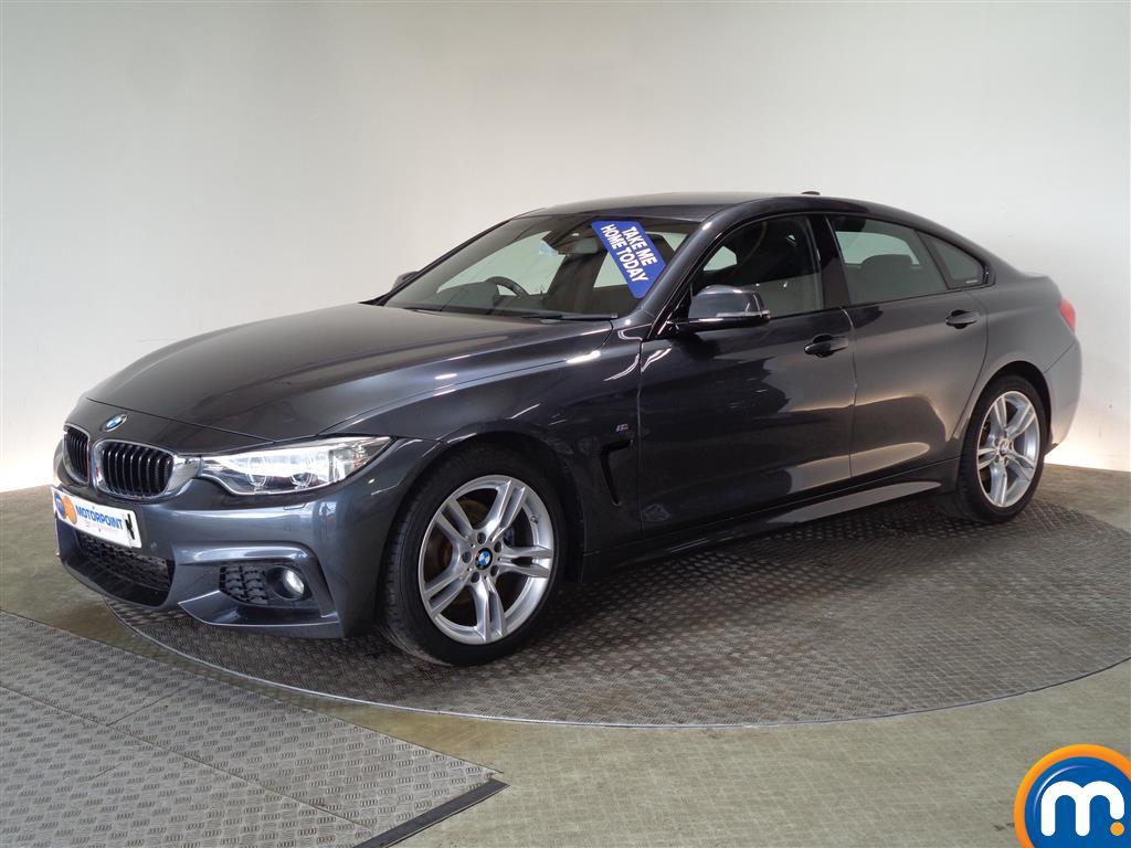 BMW 4 Series M Sport - Stock Number (994528) - Passenger side front corner