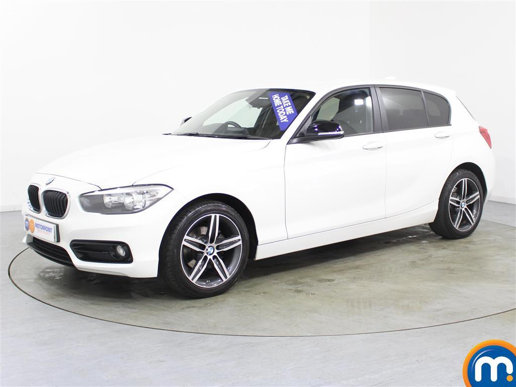 BMW 1 Series Sport - Stock Number (996919) - Passenger side front corner