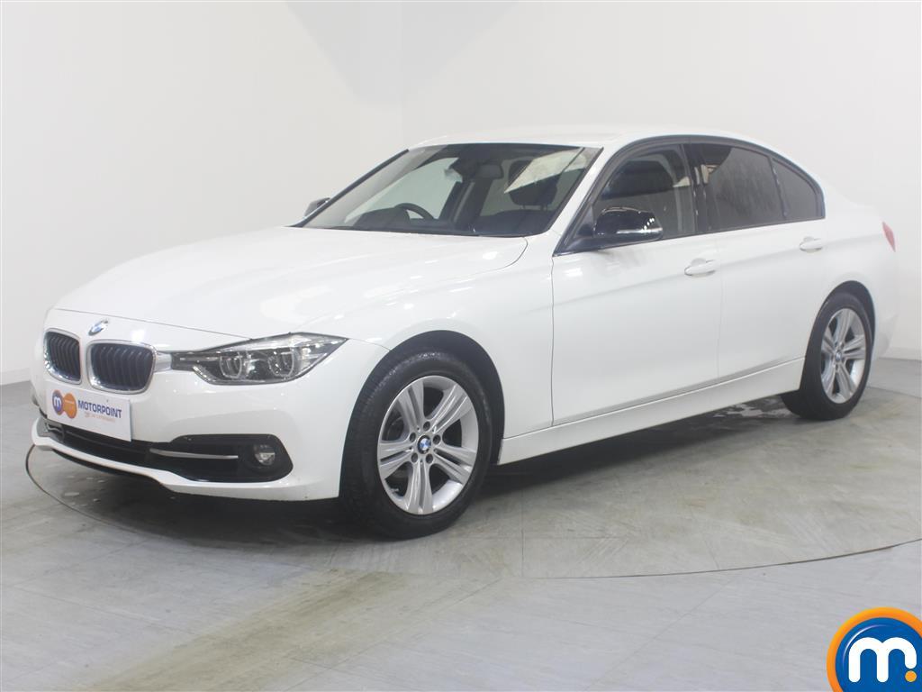 BMW 3 Series Sport - Stock Number (998819) - Passenger side front corner