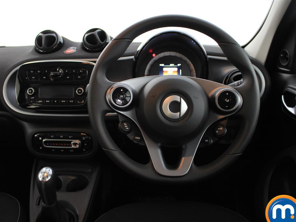 Smart Forfour Hatchback Passion Manual Petrol Hatchback - Stock Number (995928) - 3rd supplementary image