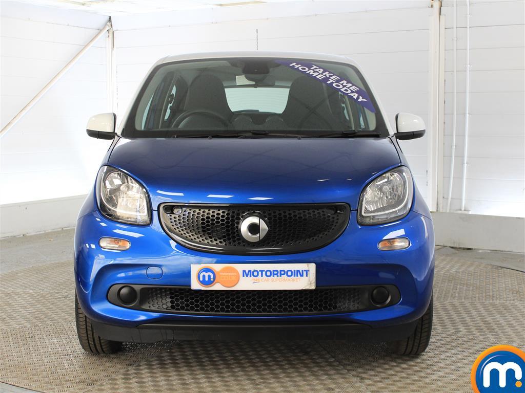 Smart Forfour Hatchback Passion Manual Petrol Hatchback - Stock Number (995928) - Front bumper