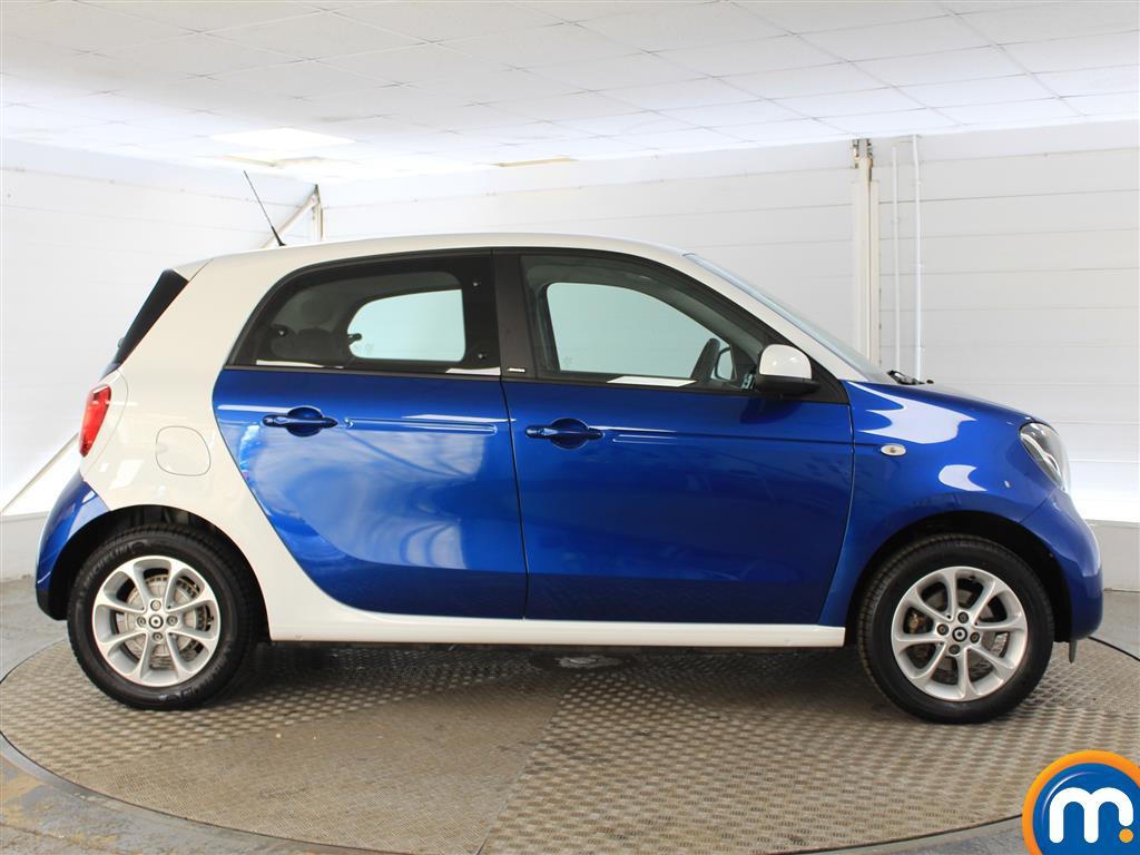 Smart Forfour Hatchback Passion Manual Petrol Hatchback - Stock Number (995928) - Drivers side