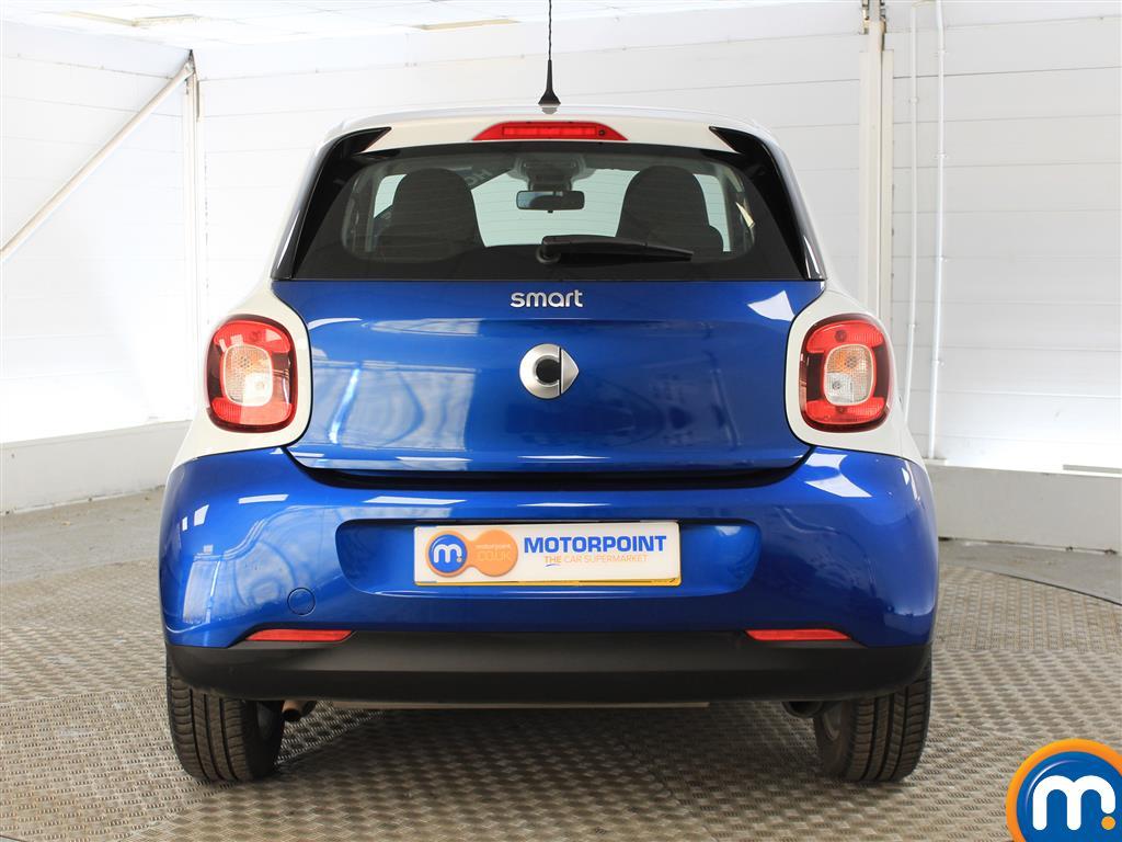 Smart Forfour Hatchback Passion Manual Petrol Hatchback - Stock Number (995928) - Rear bumper