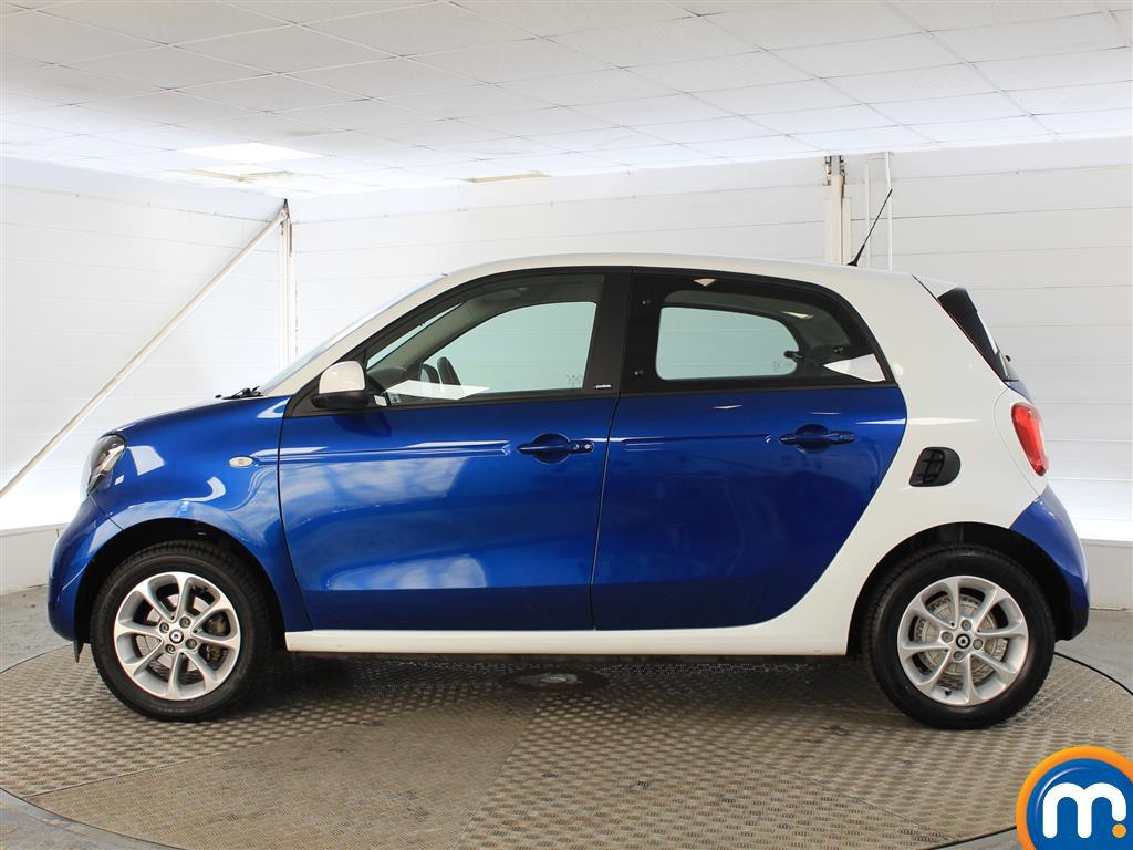 Smart Forfour Hatchback Passion Manual Petrol Hatchback - Stock Number (995928) - Passenger side