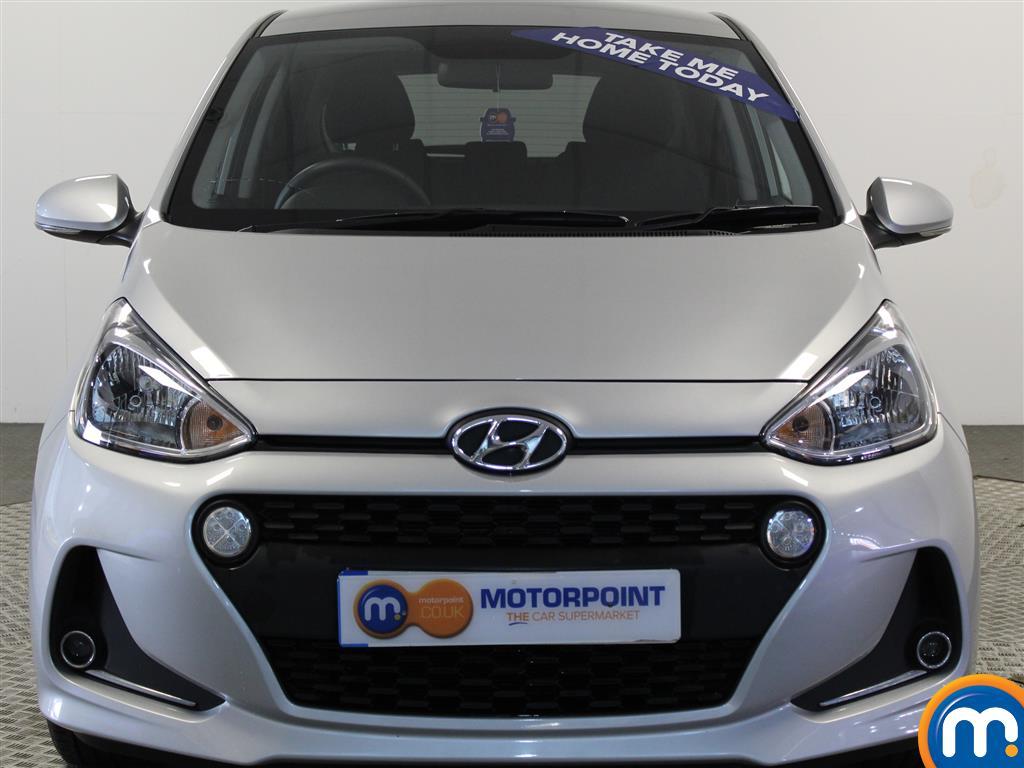 Hyundai I10 Premium - Stock Number (996790) - Passenger side front corner