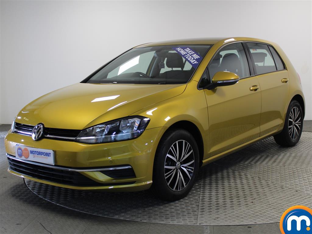 Volkswagen Golf SE - Stock Number (996412) - Passenger side front corner