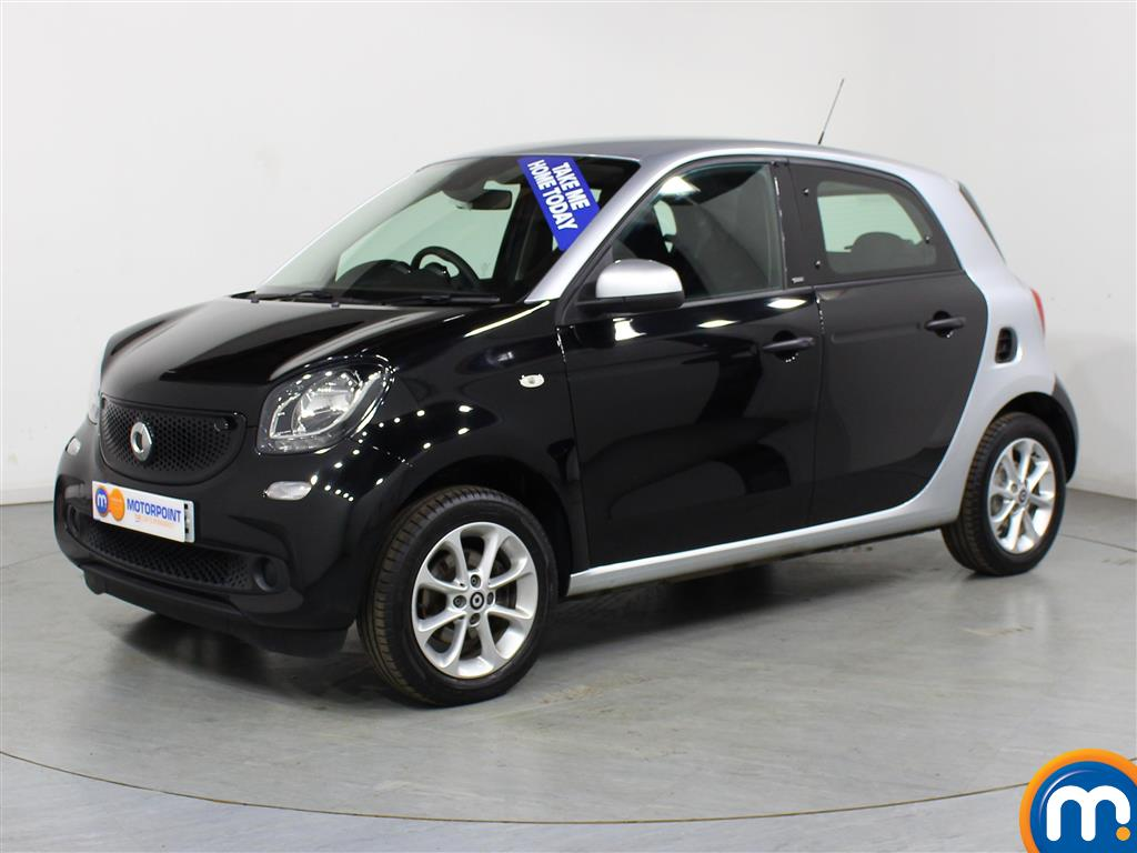 Smart Forfour Hatchback Passion - Stock Number 995994 Passenger side front corner