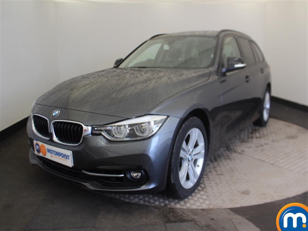 BMW 3 Series Sport - Stock Number (998276) - Passenger side front corner