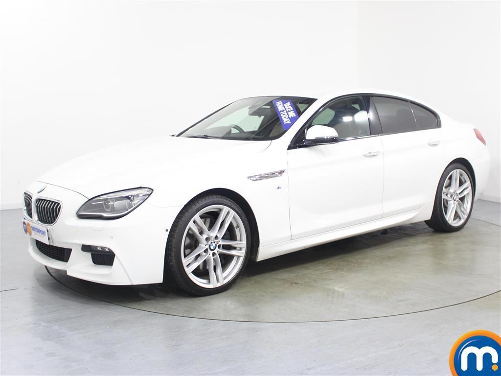 BMW 6 Series M Sport - Stock Number (994323) - Passenger side front corner