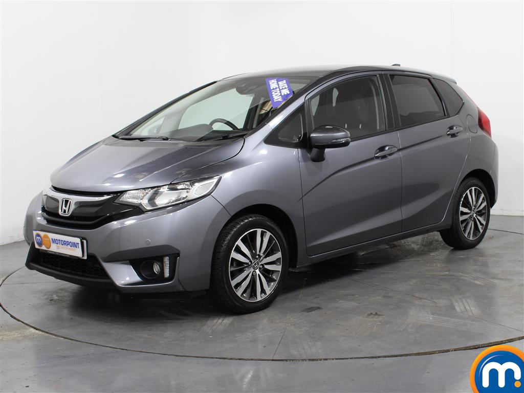Honda Jazz EX Navi - Stock Number (997452) - Passenger side front corner