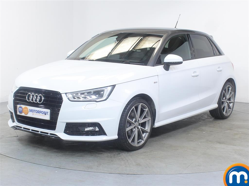 Audi A1 Black Edition Nav - Stock Number (996662) - Passenger side front corner