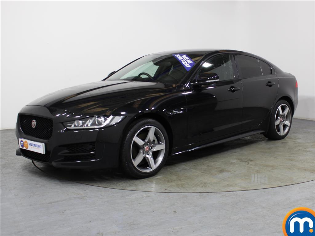 Jaguar XE R-Sport - Stock Number (997500) - Passenger side front corner