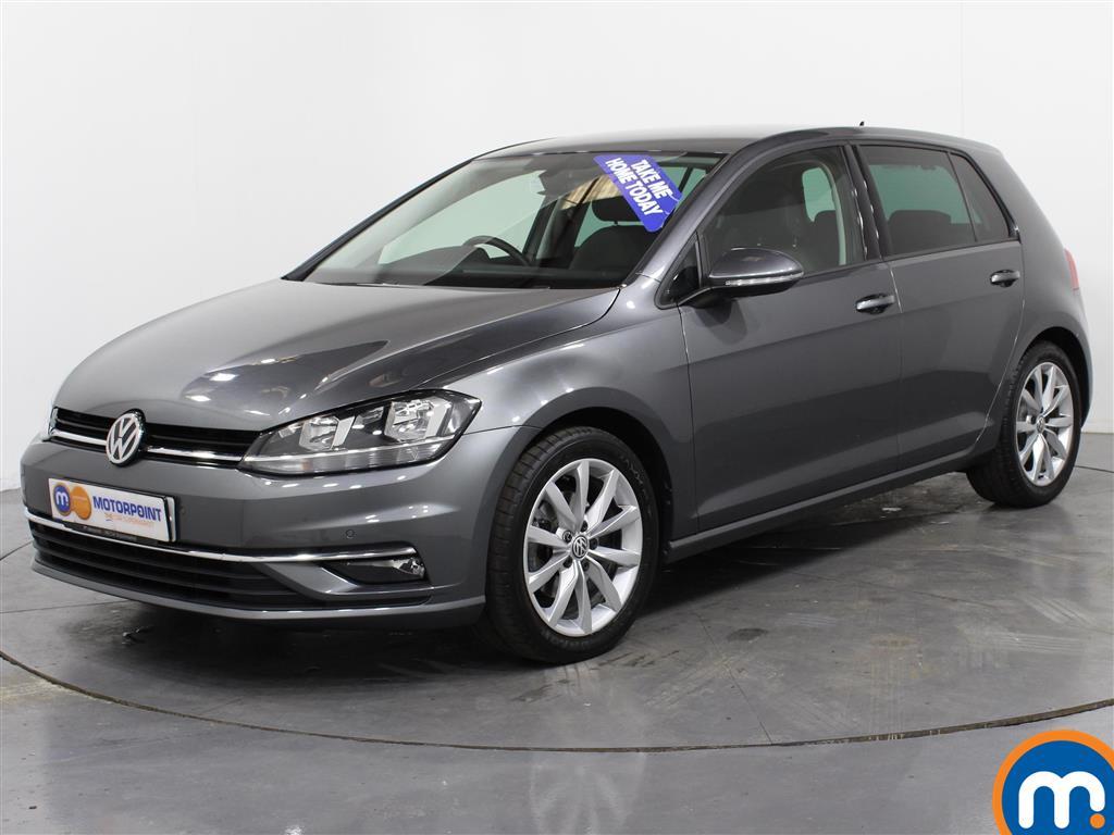 Volkswagen Golf GT - Stock Number (994836) - Passenger side front corner