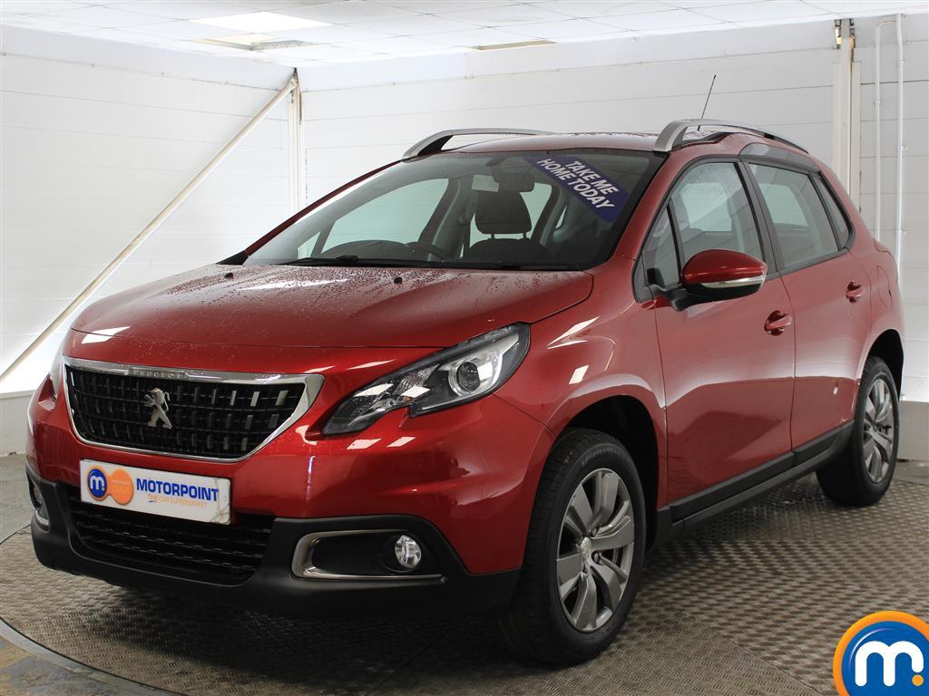 Peugeot 2008 Active - Stock Number (993445) - Passenger side front corner