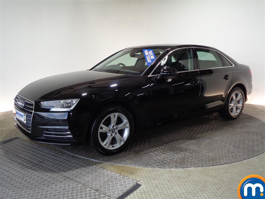 Audi A4 Sport - Stock Number (997058) - Passenger side front corner